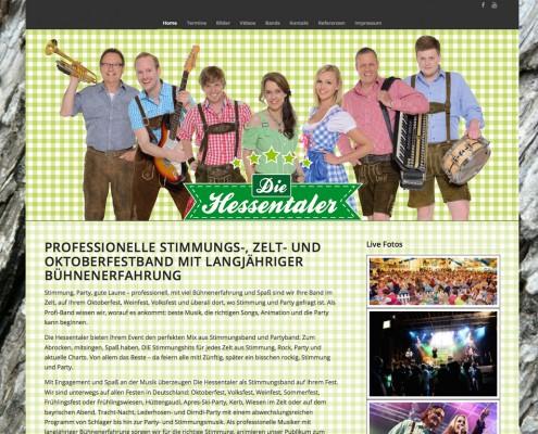 Webdesign, Die Hessentaler