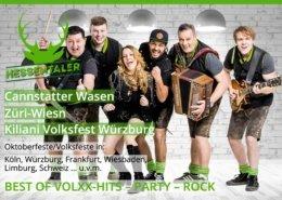 hessentaler-partyband.de Webseite