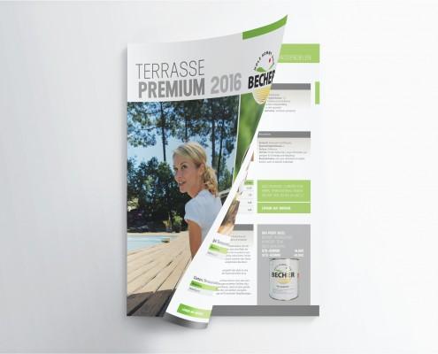 Terrassenkatalog, Becher GmbH & Co. KG