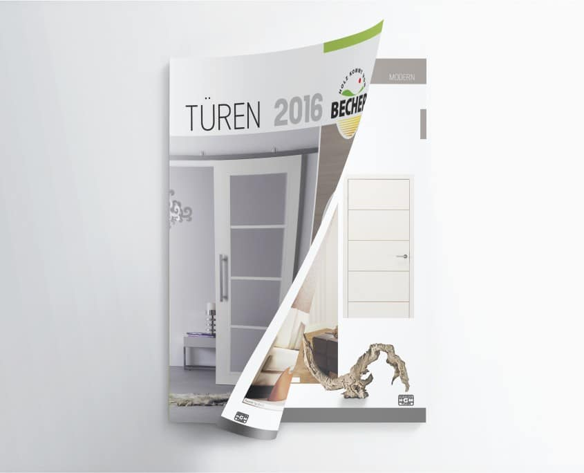 Türenkatalog, Becher GmbH & Co. KG