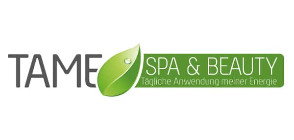 Logodesign, Kosmetikstudio, TAME Spa & Beauty